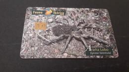 Spain Phone Card Fauna Iberica Tir.200.010 - Basisuitgaven
