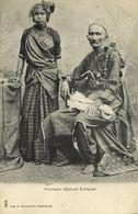 Indonesia, SUMATRA, Atjeh Aceh, Highborn Couple, Jewelry (1899) Postcard - Indonesië