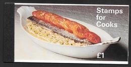 "Great Britain - 1969 ""Stamps For Cooks"" £1 Prestige Stamp Book MNH - Markenheftchen"