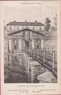 Spaanse Omwalling Anvers 1874 Porte Farnese Citadel Citadelle Du Sud Zuid (In Zeer Goede Staat) - Antwerpen