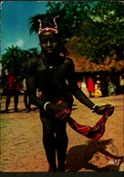 Afrique Congo La Danseuse Au Mouchoir - Brazzaville
