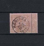 N°72 GESTEMPELD Regissa COB € 4,50 + COBA € 8,00 SUPERBE - 1894-1896 Exhibitions