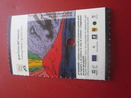 GRAN CONO DEL VESUVIO VESUVE VISITE GUIDATE  GUIDED TOUR MUSÉE MUSEO BIGLIETTO- BILLET TICKET- ITALIA- ITALIE - Biglietti D'ingresso