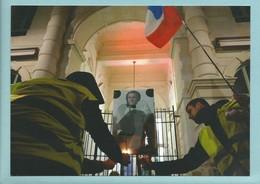 CPM 2019 - PARIS La Révolte Des Gilets Jaunes Mouvement Social - France