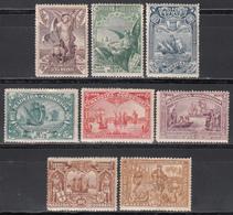 1898  Yvert Nº 34 / 41 MNH - Madère