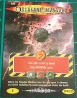 Doctor Dr Who ~ Battles In Time ~ No. 485 ~ Toclafane Invasion ~ Invader ~ 2007 - Cinema & TV