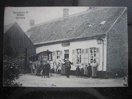RUYEN - KLUISBERGEN  Attelage Geyselinck .R Etoffes - Kluisbergen
