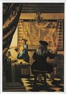 Vermeer L'Atelier (2 Scans) - Pintura & Cuadros