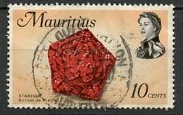 Maurice - Mauritius 1968 Y&T N°333 - Michel N°335 (o) - 10c Astérie - Maurice (1968-...)