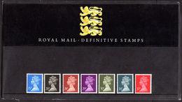 1989 Decimal Machin Presentation Pack. - 1952-.... (Elizabeth II)