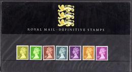 1991 Decimal Machin Presentation Pack. - 1952-.... (Elisabetta II)