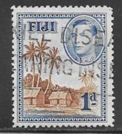 Fiji Scott # 118 Used Village, 1938 - Fiji (...-1970)