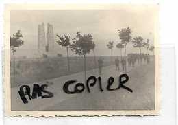 62 VIMY SOLDATS ALLEMANDS AU MONUMENT  1940 - France