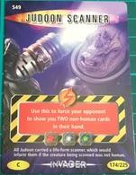 Doctor Dr Who ~ Battles In Time ~ No. 549 ~ Judoon Scanner ~ Invader ~ 2007 - Cinema & TV