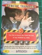 Doctor Dr Who ~ Battles In Time ~ No. 506 ~ Genetic Transfer ~ Invader ~ 2007 - Cinema & TV