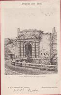 Spaanse Omwalling 1845 Slijkpoort Porte De Slijck Slijk Ou D' Austruweel Antwerpen Londenstraat (zeer Goede Staat) - Antwerpen