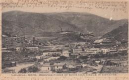 Lowell Arizona, Mines Of Bonanza Circle, View Of Town, C1900s Vintage Postcard - United States