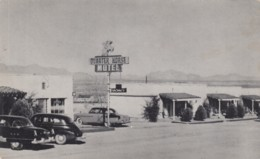 Benson Arizona, Quarter Horse Motel Lodging, Auto C1950s Vintage Postcard - United States