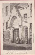 Antwerpen Anvers Facade L' Hospices St Julien Hoogstraat Rue Haute Hopital St Julianus Gasthuis  (zeer Goede Staat) - Antwerpen