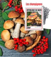 Niger 2019   Mushrooms  S201907 - Niger (1960-...)
