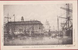 Antwerpen Anvers La Maison Hanseatique En 1895 Hanzehuis Oostershuis  (zeer Goede Staat) - Antwerpen