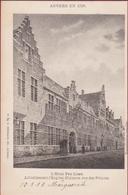 Antwerpen Anvers L' Hotel Hof Van Liere Rue Des Princes Prinsstraat Hopital Militaire Universiteit (zeer Goede Staat) - Antwerpen