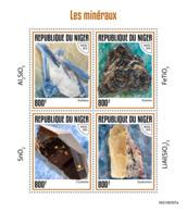 Niger 2019   Minerals  S201907 - Niger (1960-...)