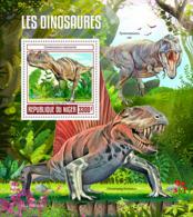 Niger 2019 Dinosaurs  S201907 - Niger (1960-...)