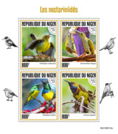 Niger 2019 Fauna  Sunbirds  S201907 - Niger (1960-...)