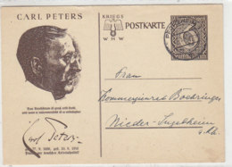 P 285 06 Aus PFORZHEIM 21.5.40 Nach Nieder-Ingelheim - Briefe U. Dokumente