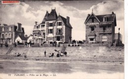 35 - Parame -  Villas Sur La Plage - Parame