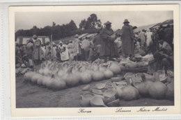 Kenia - Limaru? Native Market - Kenia