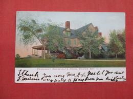 President Roosevelt's Home Oyster Bay    New York > Long Island Ref    3560 - Long Island