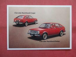 1981  Chevette Hatchback  Sedan & Coupe  Ref    3560 - Passenger Cars