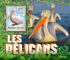 Togo  2019 Fauna Pelicans, Birds    S201907 - Togo (1960-...)