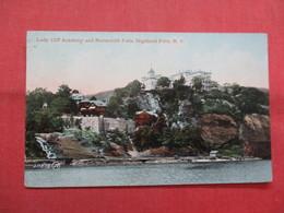 Lady Cliff Academy & Buttermilk Falls  Highland Falls    New York >  Ref    3560 - NY - New York