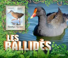 Togo  2019 Fauna  Rallidae .birds    S201907 - Togo (1960-...)