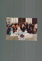 Luxembourg Photo Du Mariage De La Princesse Marie Astrid De Luxembourg - Famille Grand-Ducale