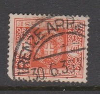 Italy PD 42 1934 Postage Due,1 Lira Orange,used - Postage Due