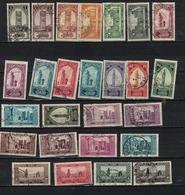 MAROC             N°     YVERT     98/123    OBLITERE       ( Ob  5/14 ) - Maroc (1891-1956)