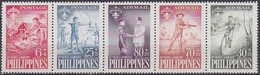 1959 PHILIPPINES   ** MNH Vélo Cycliste Cyclisme Bicycle Cycling Fahrrad Radfahrer Bicicleta Ciclista Ciclismo [ef22] - Ciclismo