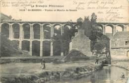 22 - SAINT BRIEUC - VIADUC ET MOULIN SOUZIN - Saint-Brieuc