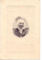 Devotie Doodsprentje - Drukker Uitgever Kranten Amand Delplace - Torhout 1810 - Brugge 1890 - Esquela