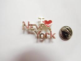 Beau Pin's En Relief , J'aime New York , USA - Ciudades