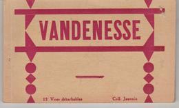 Nièvre VANDENESSE Carnet De 12 Vues - France