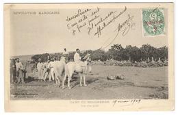 21155 - Camp Du BOUCHERON - Marruecos (1891-1956)