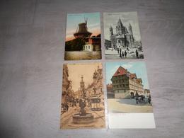 Beau Lot De 60 Cartes Postales D' Allemagne Deutschland     Mooi Lot Van 60 Postkaarten Van Duitsland - 60 Scans - 5 - 99 Karten