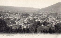 CP - LE PUY DE SANCY - LE PIED DU SANCY - VIEUX AUTOCARS - Remiremont