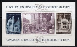 Belgique BF 1952 Yvert 30 (*) TB Neuf Sans Gomme - Blocs 1924-1960