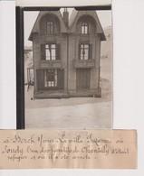 BERCK SUR MER LA VILLA LUZANNE SOUDY BANDITS DE CHANTILLY RÉFUGIER ARRÊTÉ 13*9CM Maurice-Louis BRANGER PARÍS (1874-1950) - Lieux